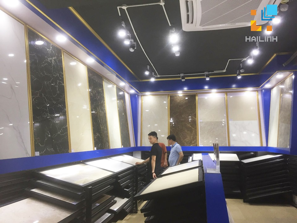 Showroom Gach Hai Linh