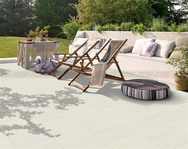 Gạch Taicera G3825M3 là gợi ý lý tưởng để làm gạch lát sân vườn chống trơn