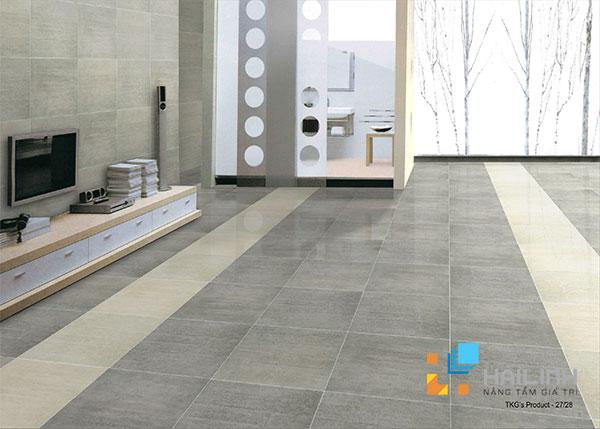 Chọn gạch lát nền phòng khách xương gạch granite đẹp tự nhiên