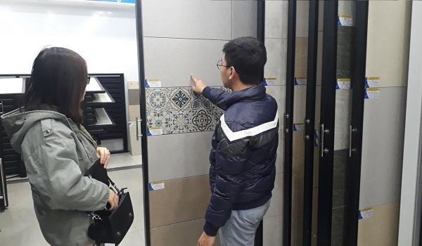 Tìm mẫu gạch Taicera 30x30 ở Long Biên đẹp và chất lượng nhất